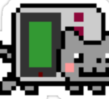 Gameboy nyan Sticker