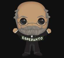 Esperanto by Zamenhof by raevan