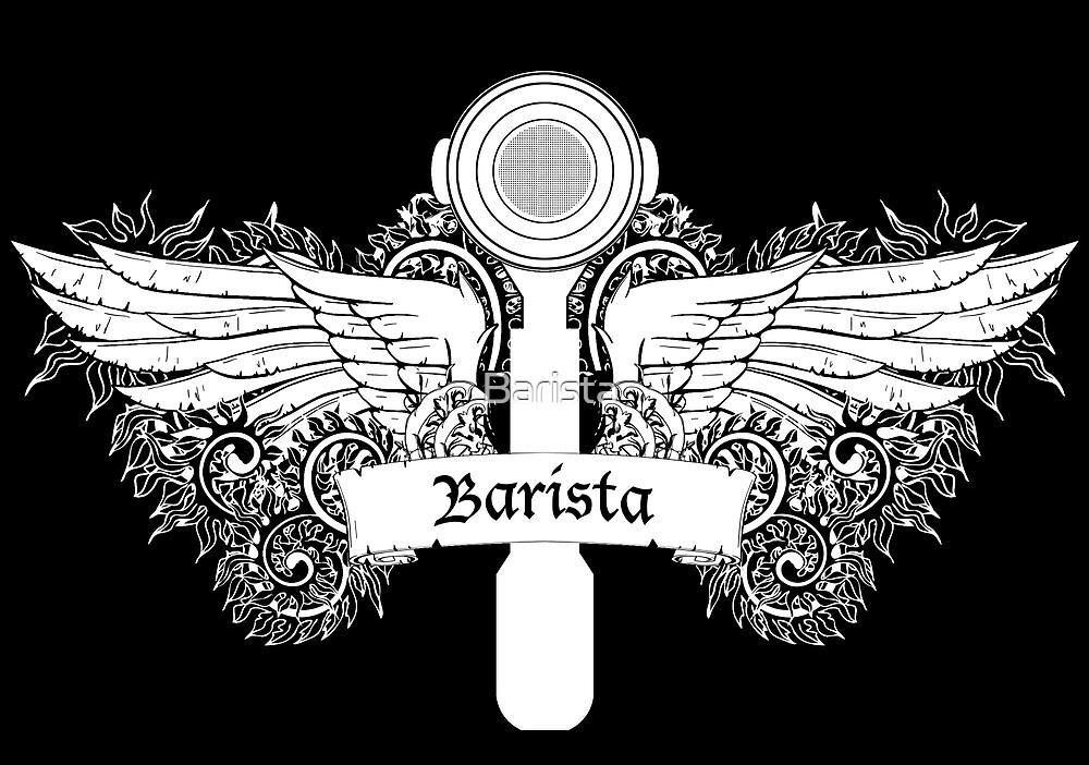 Portafilter Power White Edition by Barista