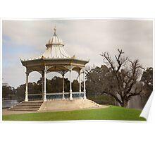 The Elder Park Rotunda Poster