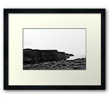 Ireland in Mono: I'll Be Dreaming Framed Print