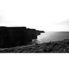 Ireland in Mono: Life Is Changing Everyday Photographic Print