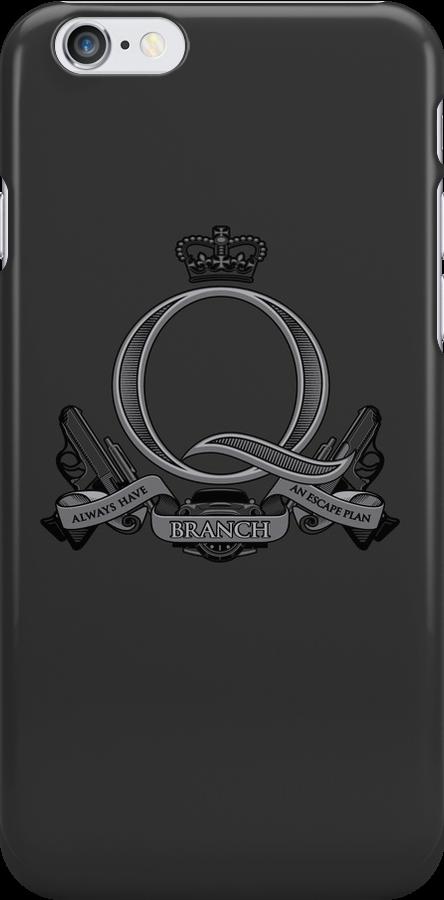 Q-Branch by DeardenDesign