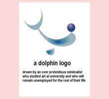 Pretentious logos Kids Clothes