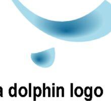 Pretentious logos Sticker
