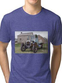 Vintage Chevy Truck Tri-blend T-Shirt