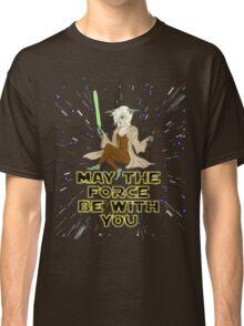Jedi Mistress Yoda Classic T-Shirt