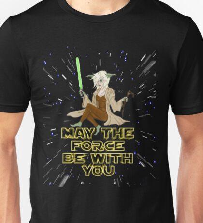 Jedi Mistress Yoda Unisex T-Shirt