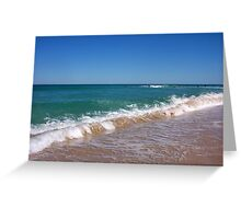 The Wash 30 09 12 Greeting Card