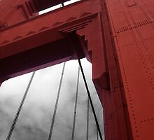 Golden Gate Bridge by Thomas Stroehle