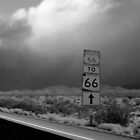 Route 66 by Thomas Stroehle
