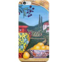 Italian Vista iPhone Case/Skin