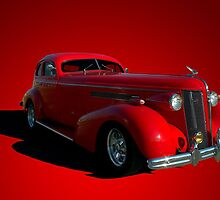1937 Buick Custom Long Nose Hot Rod by TeeMack