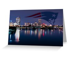 Patriots 2 Greeting Card