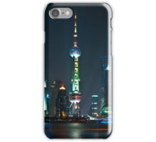 pearl oriental tower iPhone Case/Skin
