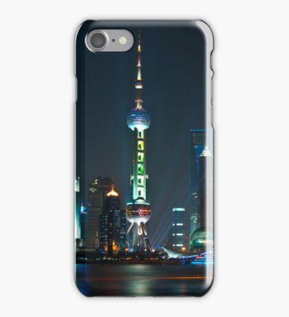 pearl oriental tower iPhone Case/Skin