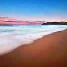Sunset - Shelly Beach by Jacob Jackson