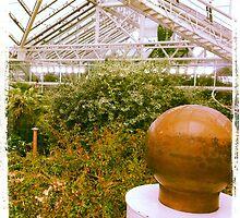 Botanic Garden in Stockholm - Inside by rhulth