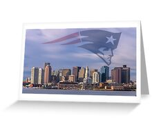 Patriots 3 Greeting Card