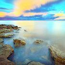 Sunset - Toowoon Bay by Jacob Jackson