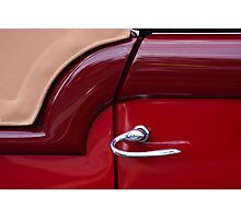 Handle With Curve Photographic Print