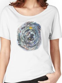 Psychedelic Space 1 Women's Relaxed Fit T-Shirt