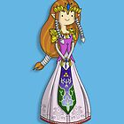 Zelda Time! by LuAnne Boudier