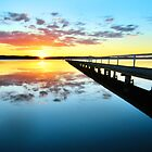 Sunset - Long Jetty by Jacob Jackson