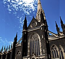 Cathedral by Simon Metcher