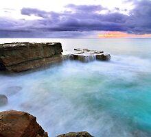 Sunrise - Avoca Beach by Jacob Jackson