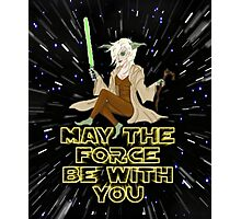 Jedi Mistress Yoda Photographic Print