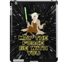 Jedi Mistress Yoda iPad Case/Skin