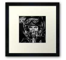 The Postman Framed Print