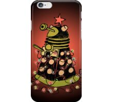 Dalek Holiday Case iPhone Case/Skin