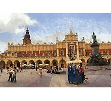 Krakow Photographic Print