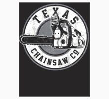 Texas Chain saw Massacre 'Texas Chain saw Company logo'  by Creative Spectator