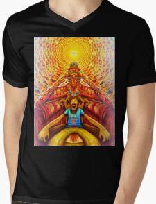 A new way to say Hooray! Mens V-Neck T-Shirt