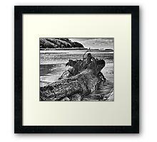 In repose Framed Print