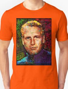 Paul Newman. Cool Cat On A Hot Tin Roof. T-Shirt