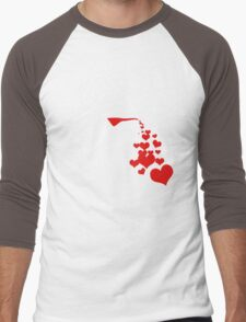 For the love of (GOOD) coffee... Men's Baseball ¾ T-Shirt