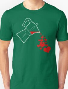 For the love of (GOOD) coffee... Unisex T-Shirt
