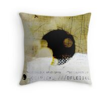 « confusion » Throw Pillow