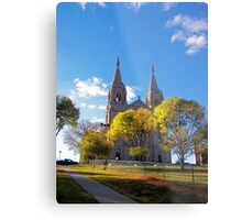 Hope on the Hill Metal Print