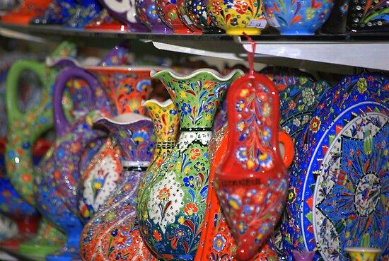 Grand Bazar, Istanbul by inglesina