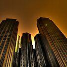 Desert Towers by dgscotland