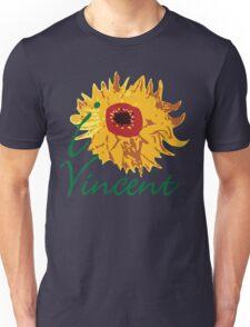 I LOVE VINCENT VAN GOGH T-shirt Unisex T-Shirt