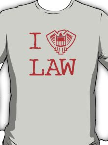 Law Lover T-Shirt