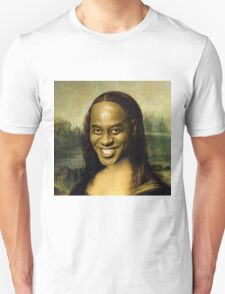 Ainsley Harriott - Mona Lisa T-Shirt
