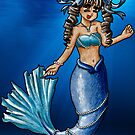 Mermaid by NuttyRachy