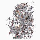 Swirly Pattern by Fyrion